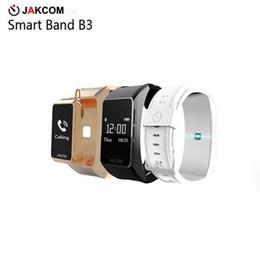 telefoni per anziani Sconti JAKCOM B3 Smart Watch Vendita calda in Smart Braccialetti come grafica pit bike 3d smartphone ecg ppg