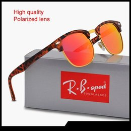d6c8bf19491 Brand Designer Polarized Cat Eye Sunglasses for Men Women High Quality  Sports Sun Glass polaroid lens Gafas de sol with Full Accessories