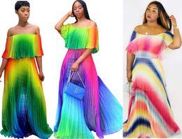 Rainbow Plus Size Dresses Online Shopping | Rainbow Plus ...