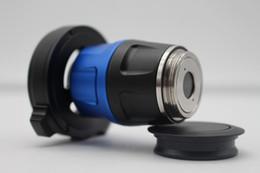 usb endoscope hd Rebajas f impermeable = 20-35mm varifocal Longitud endoscopio cámara acoplador zoom óptico de endoscopia lente