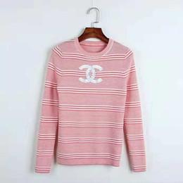 17602a92b1324 2019 suéter rosa mujeres 1205 2018 Otoño Mujer Suéter Regular Manga Larga  Cuello Redondo Jersey Azul