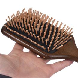 luft-werkzeuge verkauf Rabatt Große Ballonkamm Kopf Massagegerät Holzbrett Massage Haushalt Kopfpflege Werkzeug Anti Statische Kind Luftkissen Heißer Verkauf