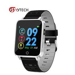 SYYTECH Prix Usine X9 Étanche Smart Watch Bluetooth Moniteur de Sommeil de Fréquence Cardiaque Sport Podomètre Bracelet Intelligent ? partir de fabricateur