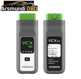 VXDIAG VCX SE Apto Para BMW Melhor Do que ICOM A2 A3 PRÓXIMO WIFI ISTA-D OBD2 Ferramenta de Diagnóstico Do Carro Scanner ECU Programação Online codificação de
