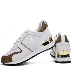 duping520 Sneaker ricamato asso Mocassini Drivers Espadrillas RUN AWAY SNEAKER 1A3RRY da pizzi fluorescenti fornitori