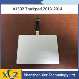 flex cable for laptop Promo Codes - Original new laptop trackpad for macbook pro retina 13'' A1502 Trackpad Touchpad with ribbon flex cable late 2013 mid 2014