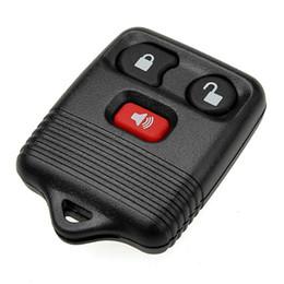 llave volkswagen cc Rebajas Nuevo Reemplazo de entrada remota sin llave Coche remoto Fob Shell Case para Sport Trac