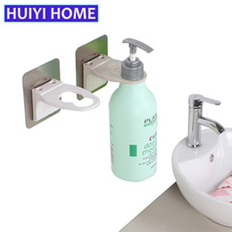 2pcs Set 400ml Liquid Soap Dispenser Wall Mounted Hand Sanitizer
