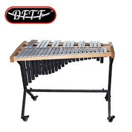 Профессионалы Glockenspiel DFTF 32 клавиатура Glockenspiel DFG-V32 ДИАПАЗОН: F4-C7 Настройка: A = 442 Гц (23 ° C) от