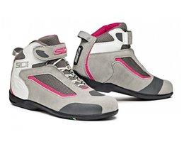 2019 Il nuovo stile scarpe da fondo di protezione anti-skid scarpe da ciclismo traspirante stivali da moto resistenti all'usura per la guida del motociclo. da scarpe da lavoro casual uomini fornitori