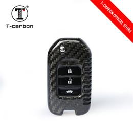 чехол для ключей honda crv Скидка Роскошные 2 3 4 кнопки автомобиля чехол для ключа для Honda Accord 9 Crider City 2015 2016 Vezel Spirior Odyssey Civic Jazz HRV CRV Fit Freed Jade
