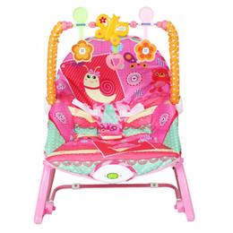 Weiter sitzen Baby Sitz Sofa multifunktions Neugeborenen Komfort Schaukelstuhl Mit Musik Baby Wiege Sitzbezug Reise Auto