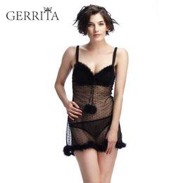 f49b6450363bf Fashion Merry Christmas Bras Underwear Women Set Lingerie Sexy C D Cup  Ultrathin Transparent Bra Panties Lace Bra Set Black fashion women sexy  transparent ...