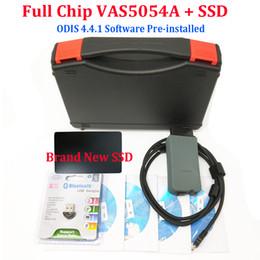 herramienta de diagnóstico oki chip Rebajas El más nuevo ODIS 4.41 Software SSD VAS5054 Oki VAS 5054A Soporte completo para chips UDS VAS5054A 5054 Escáner OBD2 para herramienta de diagnóstico VAG