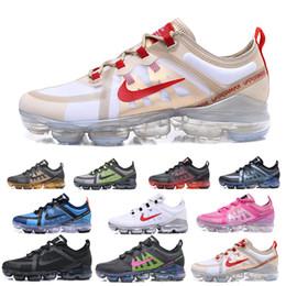 nike Vapormax air max airmax Nuove scarpe casual 2019 TN Plus Woman Shock scarpe casual Run Utility Fashion Mens da donna Sport Sneakers taglia US 5.5 ~ 12 da pattini all'ingrosso di buona qualità fornitori