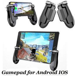 AOE H2 PUBG Gamepad mobile Gaming Trigger Shooter Controller per iPad iPhone Tablet Smartphone Android Phone Game pad Samsung Phone da