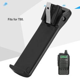 Walkie Talkie için kemer Klipsi GP3688 EP450 PR400 CP200XLS için Iki Yönlü Radyo CP200D CP200 CP180 CP150 CP140 CP040 2019 supplier radio belt clips nereden telsiz kemer klipsleri tedarikçiler