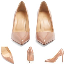 42fe645623f35 High heels dress shoes party fashion rivets girls sexy pointed toe shoes  buckle platform pumps wedding shoes black white fashion dress shoe