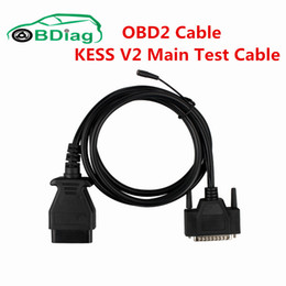ferramenta de ajuste de kess Desconto KESS V2 OBD2 Cabo De Teste Principal Funciona Com KESS V5.017 5.017 V2 V4.036 ECU Chip Tuning Ferramenta CNP Frete Grátis