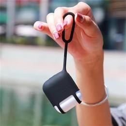 Nuevo auricular Apple Auriculares inalámbricos Airpods 2 Drop Funda de protección a prueba de golpes Para iphone 7 iphone 8 / Xs Max Original daite desde fabricantes