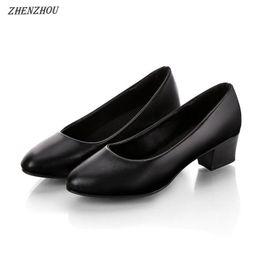 Großhandel Schwarze Formale Schuhe Frauen Online Vertriebspartner 5jR34ALq