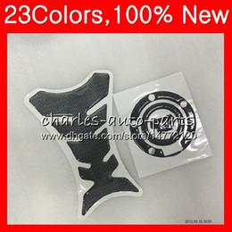 réservoir d'essence r1 Promotion Protecteur de protection de réservoir en fibre de carbone .3D pour YAMAHA YZFR1 10 11 12 YZF R1 YZF 1000 YZF1000 YZF-R1 2010 2011 2012