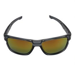 Ok occhiali da sole online-Designer Occhiali da sole Moda di lusso Sport di marca Occhiali da vista Crossrange Smok Prizm Montatura grigia trasparente Lente rubino Spedizione gratuita OK 134