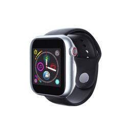 Relógio esperto da maçã do bluetooth on-line-Mais novo z6 smartwatch para apple iphone smart watch bluetooth 3.0 relógios com suporte para câmera sim tf cartão para android telefone inteligente