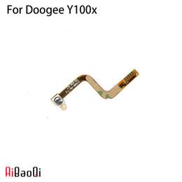 2019 мобильный телефон новая модель Новый оригинальный Power On / Off Button Flex Cable FPC для Doogee Y100X модели сотовых телефонов дешево мобильный телефон новая модель