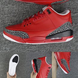 best sneakers 0d3e7 f176a 2019 New Grateful PE X Khaled Outdoor shoes for men Red tumbled leather  Elephant DJ Sport trainers 3 Sneakers US8-13 41-47