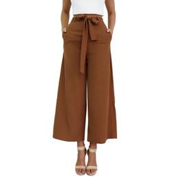 720596ac868e Promotion Pantalon Brun Pour Femme