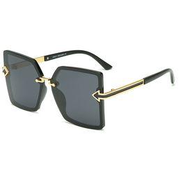 Стрелка солнцезащитные очки мужчины онлайн-Мужские и женские фирменные солнцезащитные очки мужские и женские поляризованные солнцезащитные очки модные индивидуальные солнцезащитные очки стрелка дизайн очки UV400
