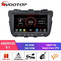 kia sorento gps Rabatt AVGOTOP Android 9 Autoradio GPS DVD-Player für KIA SORENTO 2013 Wifi Blueooth Fahrzeugnavigation Multimedia-Auto-DVD