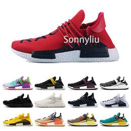1af1b014634d3 best human race 2019 - Human Race 3 Mens Designer Running Shoes Men Casual  Pharrell Williams