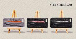 Новый ТОП Люкс 2019 от Sport White 350 Boost Sneaker Shoes Чехол для телефона для iPhone 7 8 Plus X XS XR MAX Силикагель 3D Чехол Coque от