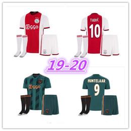 329025e2b87 Top quality 2019 2020 Ajax kids Soccer Jersey 1920 Ajax Home Away Children Soccer  Shirt Customized  10 KLAASSEN  34 NOURI football shir ajax shirts deals