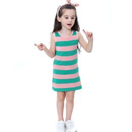 Las niñas de BibiCola se visten con estilo europeo y americano. Venta al por mayor. Venta de punto, a rayas, moda, vestido largo para mujeres. desde fabricantes