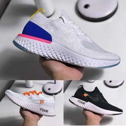 Epic React Calzado para correr off Women Go Fly Athletic Caminar Zapatillas de deporte para hombre ESPUMA Zapatos deportivos causales blancos zapatos de diseñador unisex EU36-45 desde fabricantes