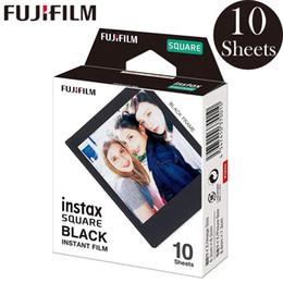 Fujifilm 2018 Nouveau cadre Fujifilm Instax Square Black Instant 10 Film pour appareil photo Fuji SQ10 SP3 ? partir de fabricateur