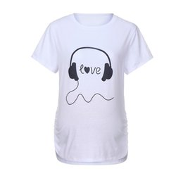 4a7bb1a62eccfa 2019 billige lustige t-shirts Lustige schwangere Bluse Frauen  Schwangerschaft Baumwolle Shirts Casual Günstige Tees