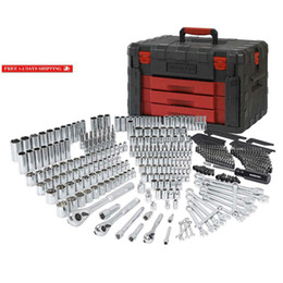 Workpro Ensemble de 450 outils pour mécaniciens, Ensemble d'outils professionnels professionnels ? partir de fabricateur