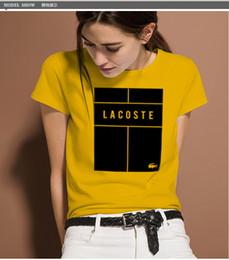 hba vlies Rabatt 2019 Womens Designer T Shirt Brief gedruckt Kurzarm T-Shirt für Sommer schwarz weiß atmungsaktiv Marke T-Shirts asiatische Größe