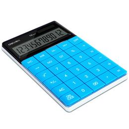 Canada 1589 calculatrice gros bouton solaire bureau affaires coloré tablette calculatrice calculatrice Offre