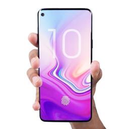 2019 Goophone S10 10Plus Android 8.0 1 GB de RAM 8 GB ROM MTK6580 Octa Núcleo de 6,3 polegadas Mostrado Falso 6 GB de RAM 64 GB ROM Câmera Dual WIFI GPS de