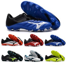 size 40 c497e 91abb 2019 Date Rebula V1 Mens Soccer Chaussures Chaud Predator Sport En Plein  Air Futsal Coupe Du Monde Football Bottes Chaussures Formateurs Baskets  Crampons ...