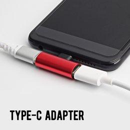 Canada 2 en 1 Type-C USB-C Charge Audio Double Adaptateur AUX Splitter Chargeur Ecouteur AUX Câble Connecteur Convertisseur Adaptateur Pour Android cheap splitter charge cable Offre