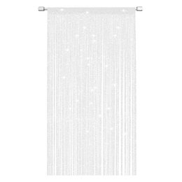 Экран вечеринки онлайн-Tassel String  Screen Multi Purpose Easy Install Window Romantic Door Curtain Home Decor Party Hanging Room Divider Indoor