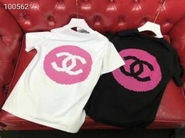 Argentina Rosa rojo estampado tridimensional camisa de moda cuello redondo manga corta camiseta hombres y mujeres Suministro