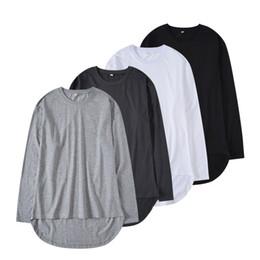 baumwolle lose grundlegende t-stücke Rabatt T-Shirts Baumwolle Übergroße Mode Hip Hop T-Shirts Kleid T Feste Lose Fit Grundlegende T-shirt Unisex Paar T-Shirt