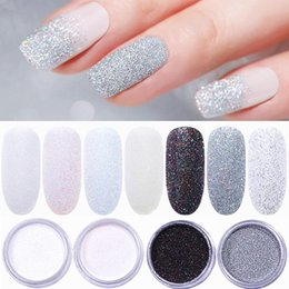 shimmer dusting powder Coupons - Docaty 1Box Mermaid Nail Glitter Powder 1g Glimmer Dust Pearl Shell Shimmer Powder Pretty Laser Glitters Nail Decorations Dust